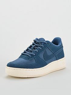huge discount 8f783 af35b Nike Air Force 1 1 Junior Trainer