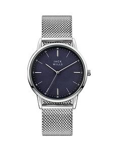 jack-wills-jack-wills-blue-dial-stainless-steel-bracelet-mens-watch