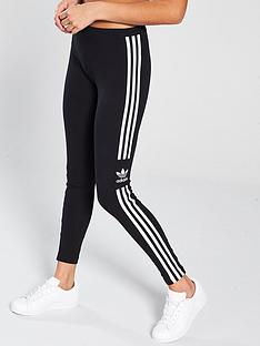 adidas-originals-trefoil-tight-black