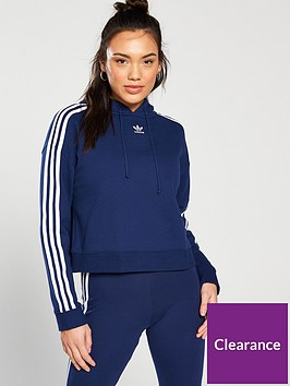 adidas-originals-cropped-hoodienbsp--navynbsp