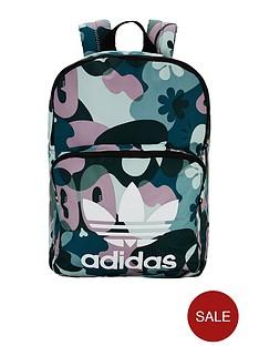3e7543dca4 adidas Originals Classic Print Backpack - Multi