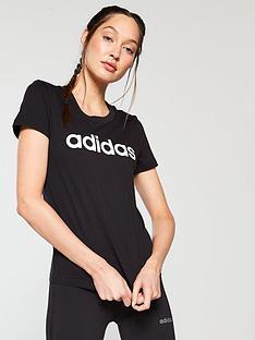 adidas-linear-slim-tee-blacknbsp