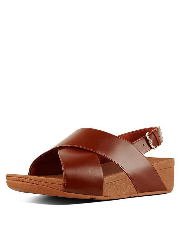 Caramel Wedge Sandals