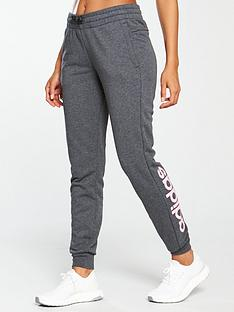 adidas-linear-pant-dark-grey-heathernbsp