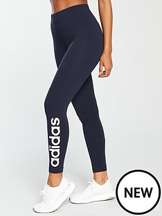 adidas-linear-tight-navynbsp