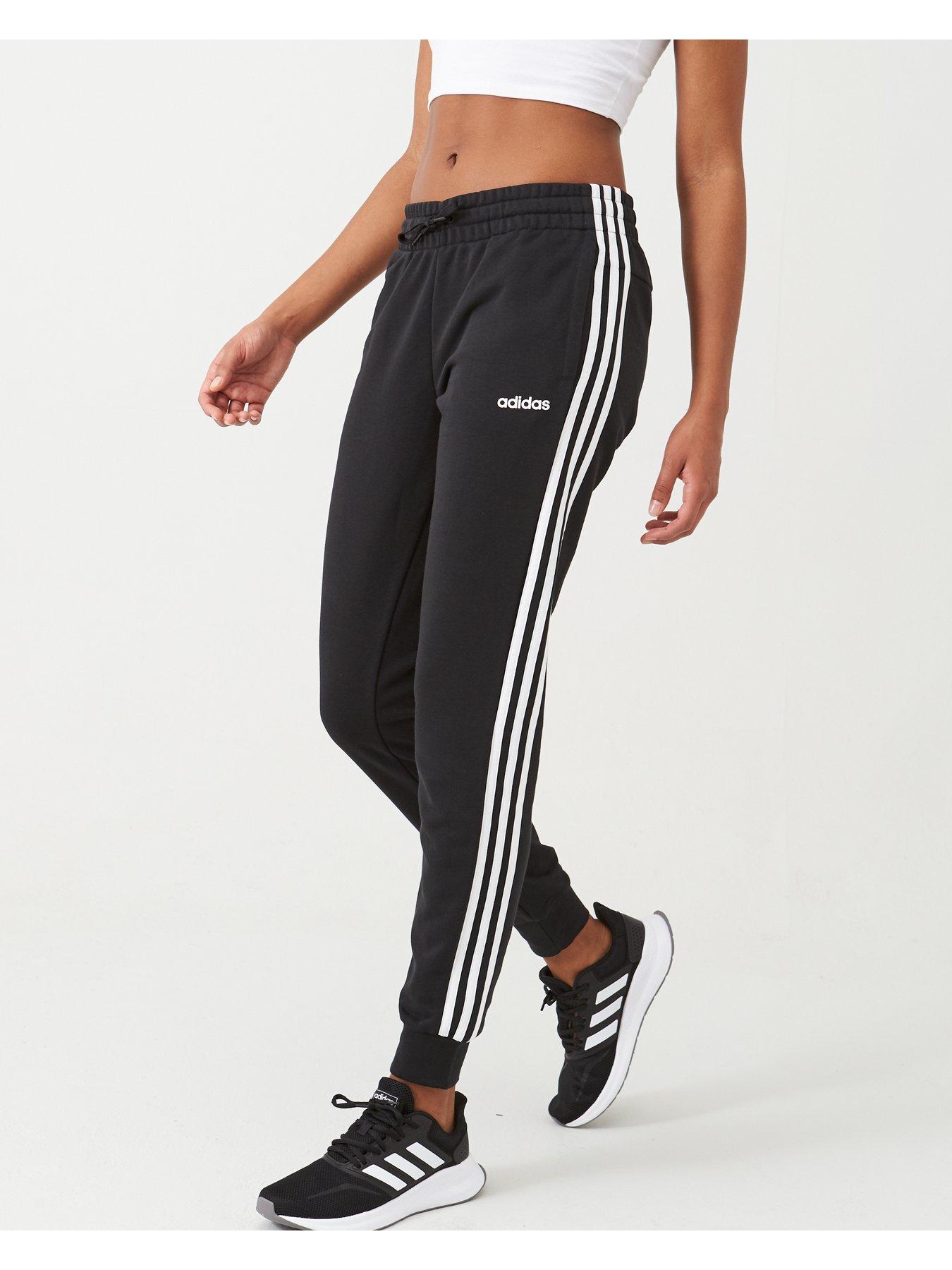 adidas jogging bottoms womens