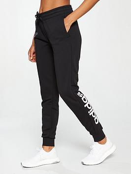 Adidas   Essentials Linear Pant - Black