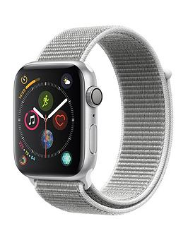 Apple Watch Series 4 (Gps), 44Mm Silver Aluminium Case With Seashell Sport Loop cheapest retail price