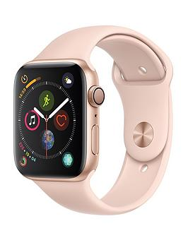 Apple Watch Series 4 (Gps), 44Mm Gold Aluminium Case With Pink Sand Sport Band cheapest retail price