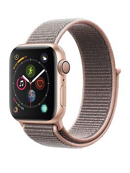 Apple Watch Series 4 (Gps), 40Mm Gold Aluminium Case With Pink Sand Sport Loop cheapest retail price