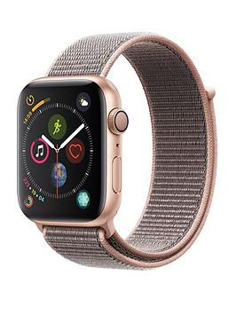 Apple Watch Series 4 (Gps), 44Mm Gold Aluminium Case With Pink Sand Sport Loop cheapest retail price