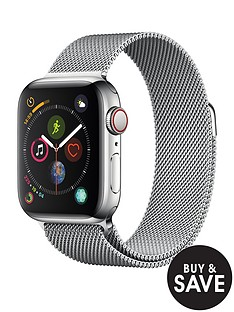 apple-watch-series-4-gps-cellular-40mm-stainless-steel-case-with-milanese-loop