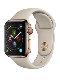 apple-watch-series-4-gps-cellular-40mm-gold-stainless-steel-case-with-stone-sport-band