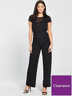 miss-selfridge-2-in-1-lace-jumpsuit-black
