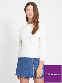 miss-selfridge-miss-selfridge-knitted-lash-bardot-jumper