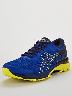 asics-gel-kayano-25-trainers-blueyellow
