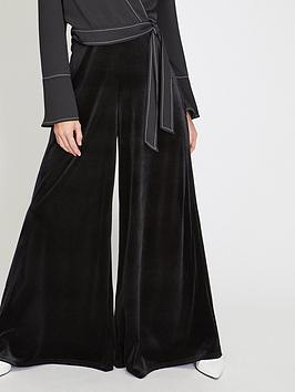 miss-selfridge-velvet-super-wide-leg-trouser-black