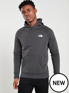 the-north-face-raglan-redbox-hoodienbsp--grey