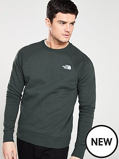 the-north-face-raglan-redbox-crew-neck-sweat-grey