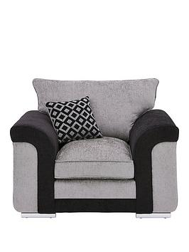Very  Carrara Fabric Armchair