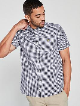 lyle-scott-ss-gingham-shirt
