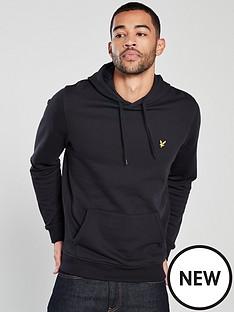 lyle-scott-pullover-hoodienbsp--true-black