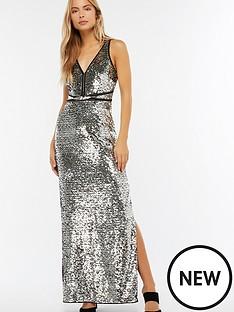 monsoon-beth-sequin-maxi-dress-silver