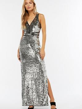 monsoon-beth-sequin-maxi-dress-silver