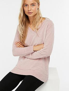 monsoon-tiana-tie-back-chenille-jumper-pink
