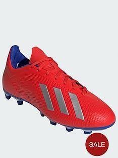88e16001dc44 adidas Adidas Mens X 18.4 Firm Ground Football Boot