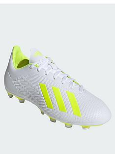 4c72bce340b35 adidas Adidas Mens X 18.4 Firm Ground Football Boot