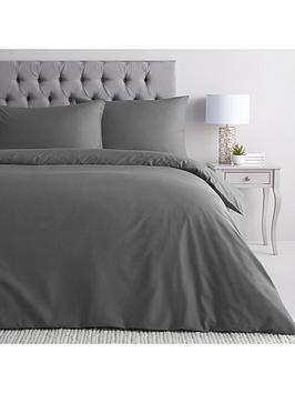 Essentials Collection Essentials Collection 144 Thread Count Duvet Cover  ... Picture