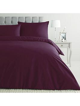 Everyday Collection Everyday Collection Non-Iron 180 Thread Count Duvet  ... Picture