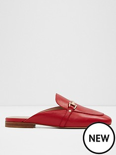 aldo-dabryllanbspround-toe-mule-with-metal-keeper-red