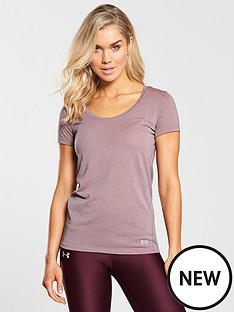 under-armour-threadborne-streaker-short-sleeve-purplenbsp