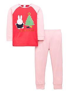 miffy-the-princess-girlsnbspchristmas-pyjamas-muilti-coloured