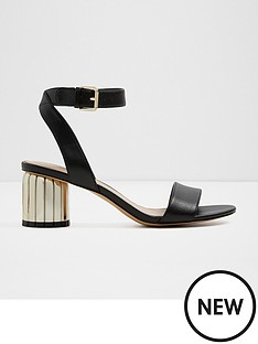 aldo-debryllanbsptwo-piece-sandal-metal-heeled-shoes-blackgold