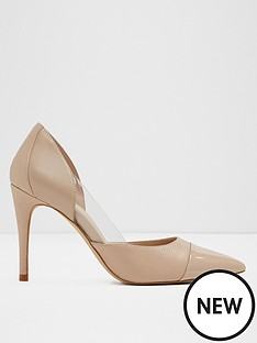 aldo-clyllyra-perspex-panel-heeled-shoes-bone