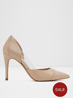 aldo-clyllyra-perspex-panel-heeled-shoes-bone