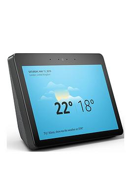 Amazon   Echo Show (2Nd Gen) With 10 Inch Full Hd Display With Alexa
