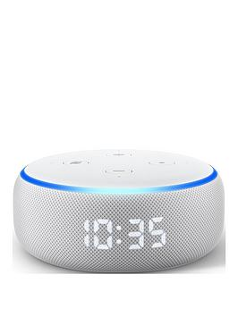Amazon   All-New Echo Dot (3Rd Gen) Smart Speaker With Clock And Alexa - Sandstone