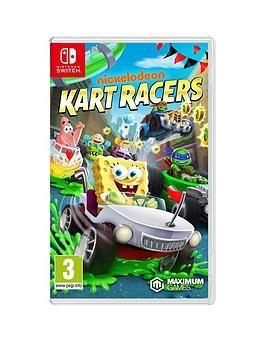 Nintendo Switch Nintendo Switch Nickelodeon Kart Racers - Switch Picture