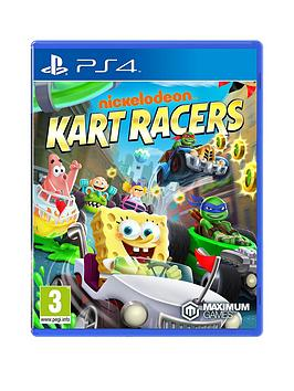 Playstation 4 Playstation 4 Nickelodeon Kart Racers - Ps4 Picture