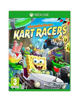 Xbox One Xbox One Nickelodeon Kart Racers Picture