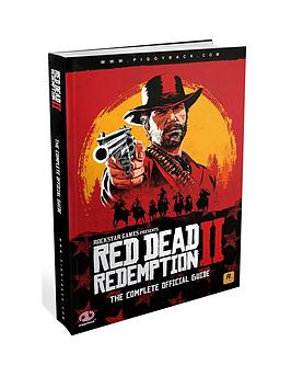 dca9dd003be0 Red Dead Redemption 2  The Complete Official Guide - Standard Edition