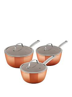 tower-3-piece-forged-saucepan-set-ndash-copper