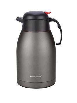 morphy-richards-equip-2-litre-vacuum-flask-ndash-titanium