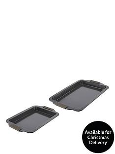 tower-cerastone-2-piece-baking-tray-set