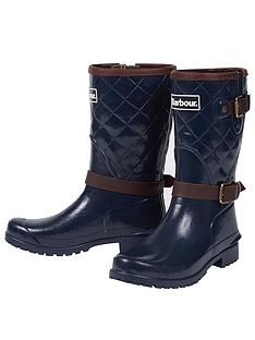 barbour-kelloenbspquilted-strapped-mid-wellington-boots-navy