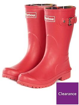 barbour-primrose-rubber-calf-wellington-boots-red